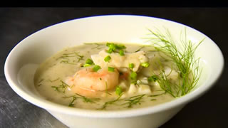Seafood Chowder (Recipe)