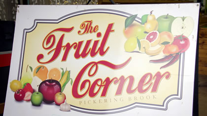 The Fruit Corner